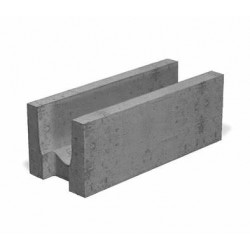 Bloc chainage horizontal