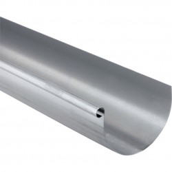 Gouttiere zinc D.25