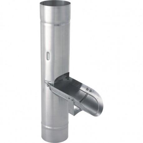 Récupérateur d'eau zinc