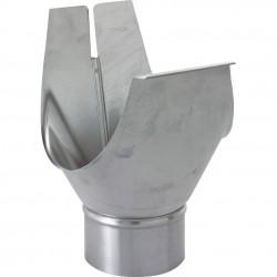 Naissance agrafable zinc