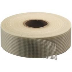 Bande adhésive fibre/verre