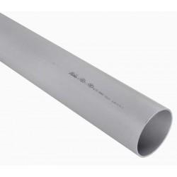 Tube d'évacuation PVC