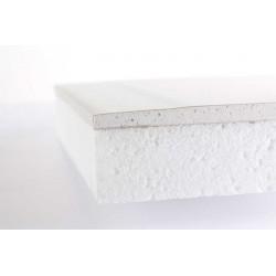 Doublage plaque de plâtre TH38