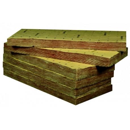 Panneau de laine de verre murs et planchers
