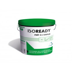 Enduit prêt à l'emploi Isoready 25 KG
